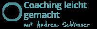 Coaching leicht gemacht mit Andrea Schlösser