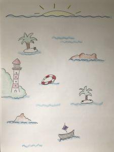 Leuchttürme, Inseln und Rettungsringe im Coaching